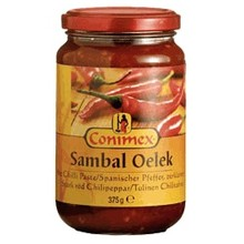 Conimex Sambal Oelek 11 Oz jar