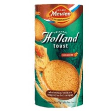 Vander Meulen Wholewheat Rusk Roll - 4 OZ