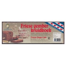 Modderman Frisian Ginger Cake - 17 OZ
