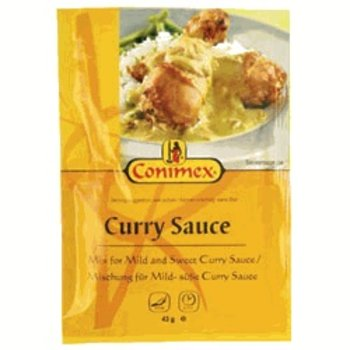 Conimex Curry Sauce Mix Envelop - 1.4 OZ