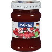 Maintal Rosehip Fruit Spread - 12 OZ
