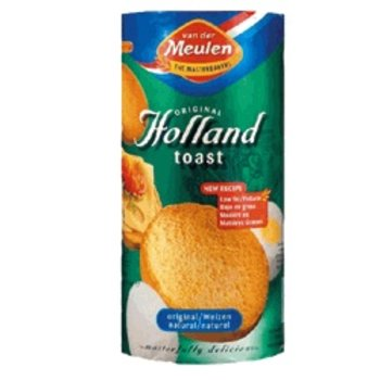 Vander Meulen Dutch Rusk Roll - 3.5 OZ