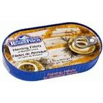Rugenfisch Herring Fillet Mustard Tin - 7.05OZ