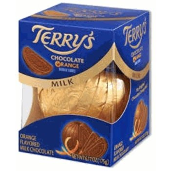 Terrys Milk Chocolate Orange - 5.5 OZ