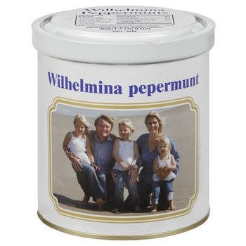 Wilhelmina Peppermint Royal Family Tin - 17.6 OZ Tin