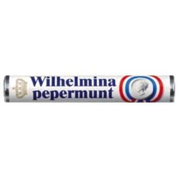 Wilhelmina Peppermint Roll - 1.7OZ