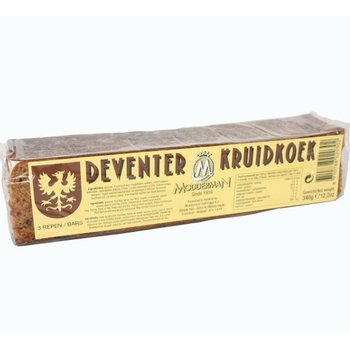 Modderman Deventer Cake - 12.2 OZ
