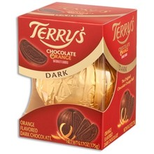 Terrys Dark Chocolate Orange - 5.5 OZ
