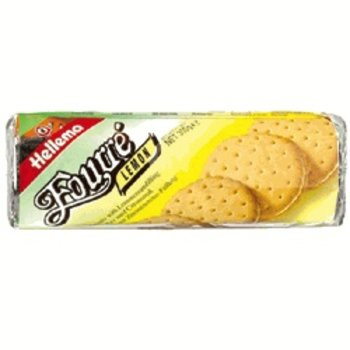 Hellema Fourre  Lemon cookie - 11 OZ