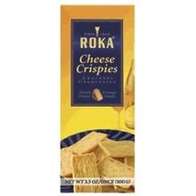 Roka Gouda Cheese Crispies 3.5 Oz
