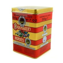 Rademakers Coffee Hopjes Tin - 7 OZ  Reg