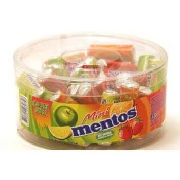 Van Melle Mini Mentos Tub - 48CT