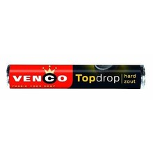 Venco Top Drop Licorice Rolls - EACH