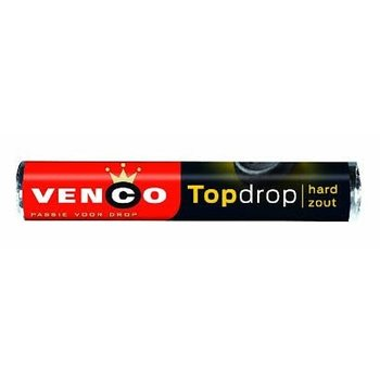 Venco Top Drop Licorice Rolls - 1.65 Oz