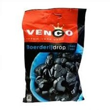 Venco Licorice Boerderij Farm Shape - 6 OZ bag