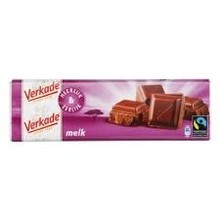 Verkade Milk Chocolate  Bar 3.9 oz