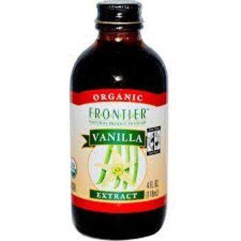 Frontier Vanilla Extract 4Oz