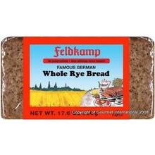 Feldkamp Whole Rye Bread - 17.6 oz