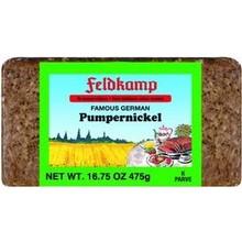 Feldkamp Pumpernickel Bread - 16 OZ