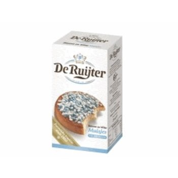 De Ruijter Blue and White Sugared Aniseed - 9 OZ