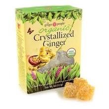 Ginger People Organic Crystal Ginger - 4OZ
