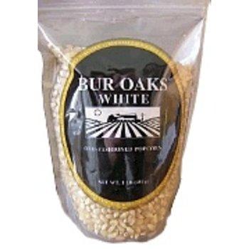 Bur Oaks White Popcorn - 16 OZ