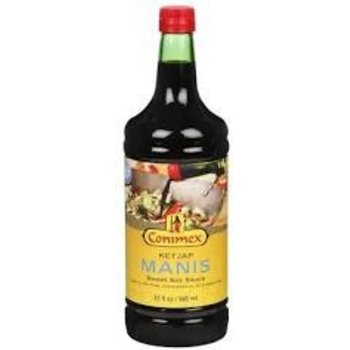 Conimex Ketjap Manis Soy Sauce 33 Oz Bottle