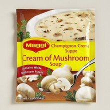 Maggi Cream Of Mushroom Soup - 2.07 OZ