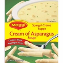 Maggi Cream Of Asparagus Soup - 2.14 OZ