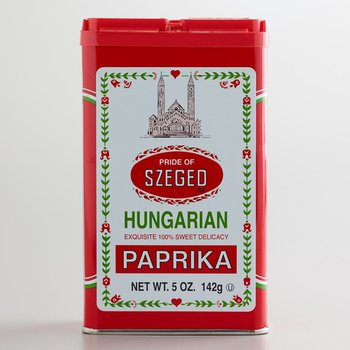 Szeged Sweet Paprika Spice Tin - 5OZ