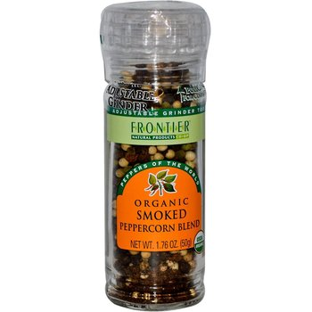 Frontier Smoked Peppercorn Blend - 1.76 oz
