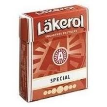 Lakerol Sugar Free Menthol Licorice - .8OZ