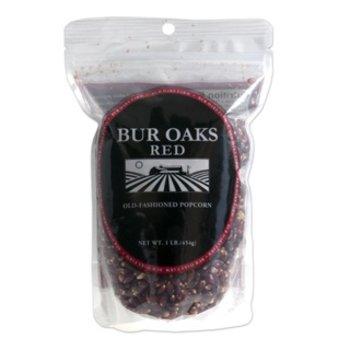 Bur Oaks Red Popcorn - 16 OZ