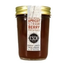 Esch Road Apricot Strawberry Jam - 9.5 oz