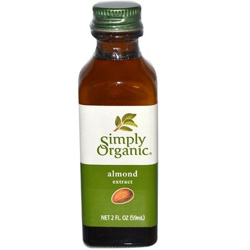 Simply Organic Almond Extract Bottle - 2 OZ
