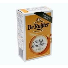 De Ruijter Anise Sticks Powder for anise milk 12 ct - 2.68 OZ