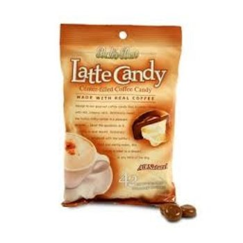 Balis Best Latte Hard Candy Bag - 5.3OZ