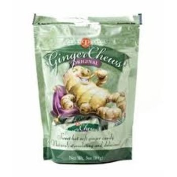 Ginger People Original Ginger Chews 3Oz - 3 OZ