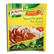 Knorr Sauerbraten Mix - 2.0OZ