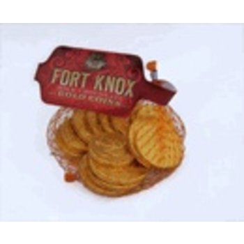 Fort Knox Gold Coins 2oz Mesh Bag