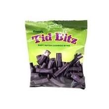 Gustafs Tid Bitz Soft Licorice Bites - 5.2 OZ
