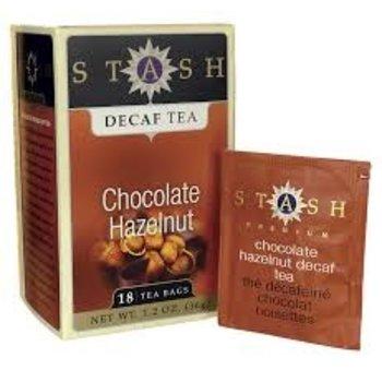 Stash Chocolate Hazelnut Decaf tea - 18 CT
