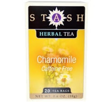 Stash Chamomile Tea Box - 20 CT