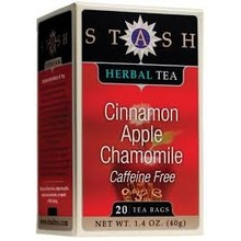 Stash Apple Cinnamon Chamomile Tea Box - 20 CT