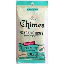 Chimes Peppermint Ginger Chews - 1.5 OZ