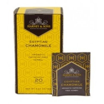 Harney & Son H&S Egyptian Chamomile Tea 20 Ct Box