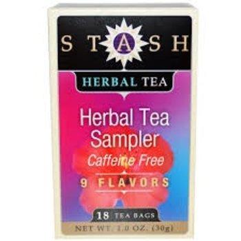 Stash Herbal Asst Tea - 18 CT