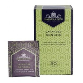 Harney & Son H&S Japanese Sencha 20 Ct Box