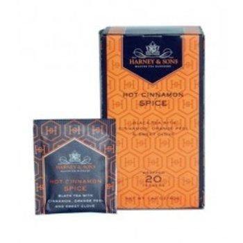 Harney & Son Hot Cinnamon Spice Tea 20 ct box