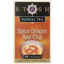Stash DeCaf Chai red spice Tea 18 ct